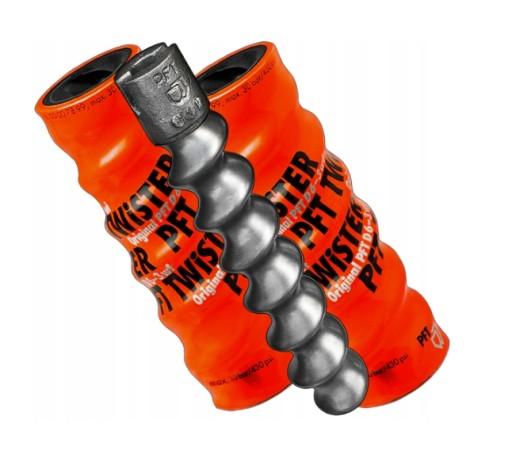 PFT комплект: 2+1 PIN Twister D6-3