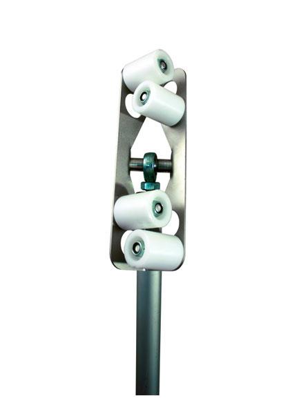 Ролер за изглаждане на вътрешен ъгъл с дръжка - 140 см