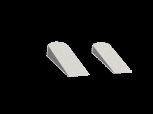 Клинчета за система 5мм (500бр.)