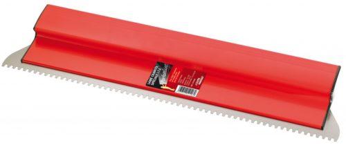 Нож за мазилка с гребен, 0,5 мм дебелина- 60 см