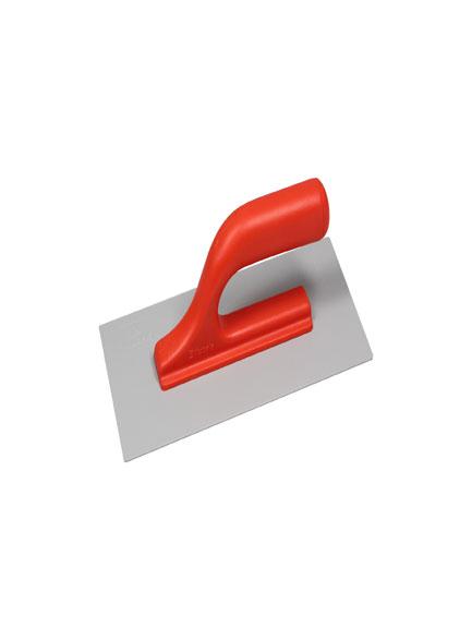 пластмасова гладка маламашка с полиетиленова дръжка (PS)