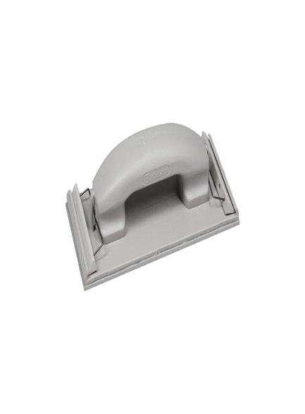 Ръчен шлайф за гипсова шпакловка 105х210х3мм