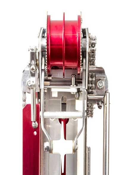 уред за механизирано фугиране , level 5, model-4760