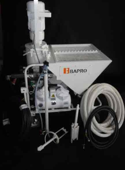 BAPRO: ONE MAX 400V - стандарно окомплектовна машина