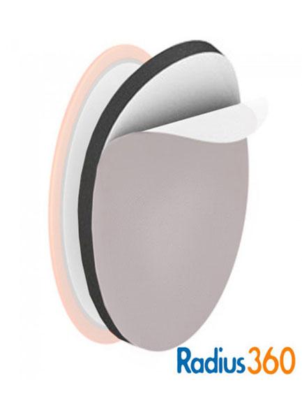 Кръгла резервна гъба подложка за модел R360