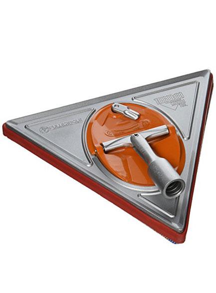 Триъгълна глава за механично шкурене- Tri180