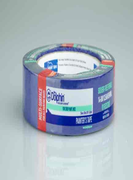 Лепяща защитна хартиена лента за професионалисти - 14 дни, 25мм Х50м