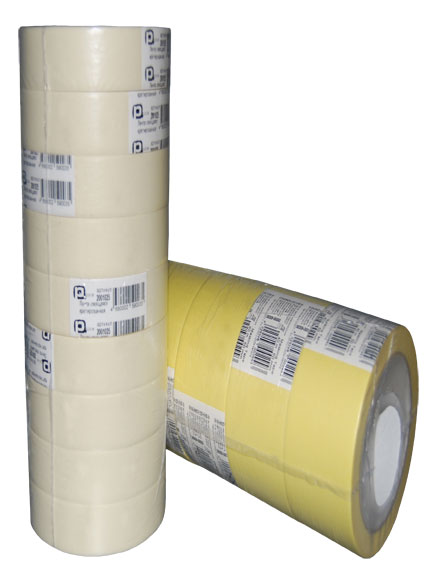 Лепяща защитна лента за отсичане, 3 дни, 38мм х 50м, бяла