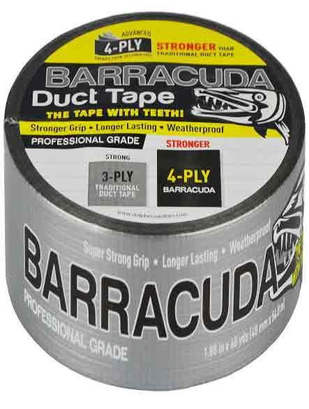 Армирана лента BARACUDA - Professional grade 48mm x 50m