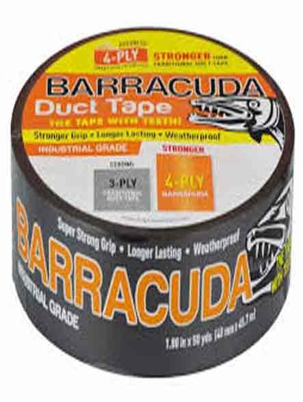 Армирана лента BARACUDA - Industrial grade 48mm x 50m