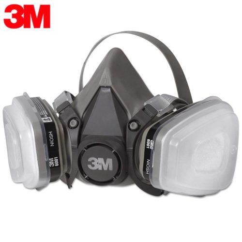 3M 6200 - М полумаска за многократна употреба