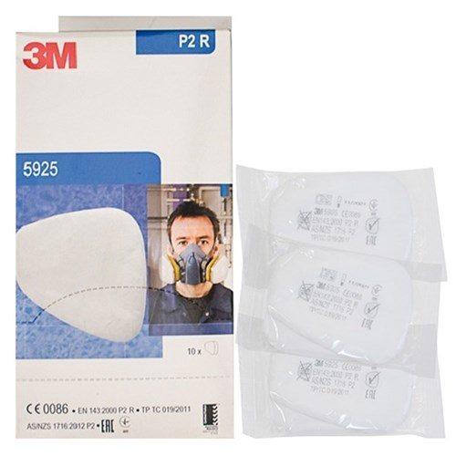 3M 5925 прахов филтър - P2 R