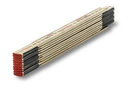 Оригинален дърводелски метър