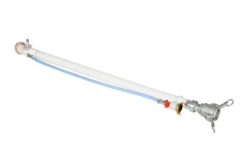 BAPRO Пистолет за мазилка 100см