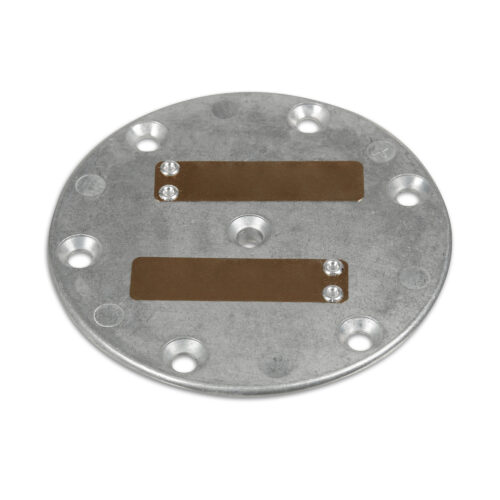 BAPRO Вентилна плоча с бутален клапан