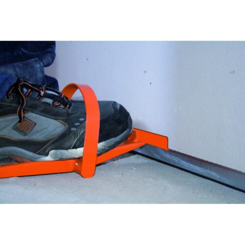 EDMA Повдигач за плоскости Footplac 140 х 305 мм
